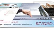 Artspan Ad concepts