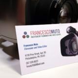 Francesco Muto Identity