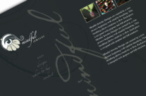 Mindful Jewelry Collateral & Website