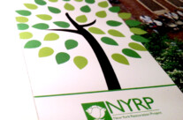 New York Restoration Project Postcard
