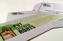 New York Restoration Project — Put Down Roots